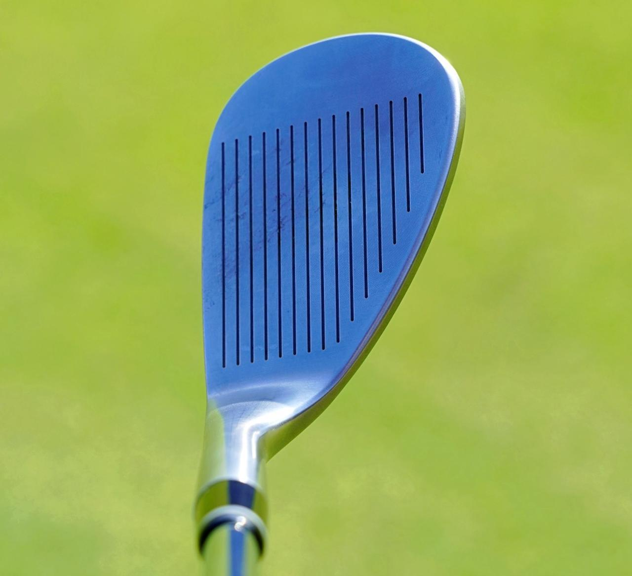 画像: PGAツアーのグリーン周りに対応する52度と60度
