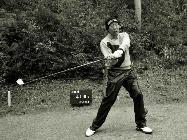 画像: 【通勤GD】高松志門・奥田靖己の一行レッスンVol.2「ゆるく握れば勝手に当たる」ゴルフダイジェストWEB