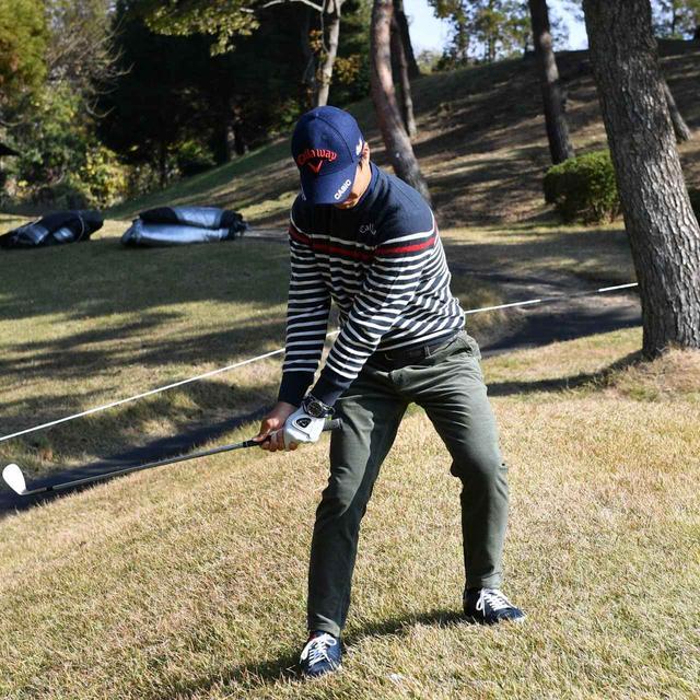 画像35: 【アプローチ】「僕はこの1本のマックダディで寄せていく」 石川遼、15のワザを持つ男