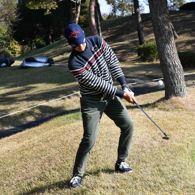 画像39: 【アプローチ】「僕はこの1本のマックダディで寄せていく」 石川遼、15のワザを持つ男