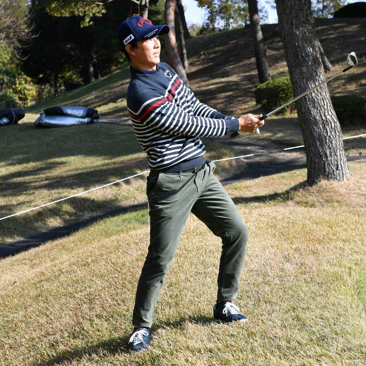 画像40: 【アプローチ】「僕はこの1本のマックダディで寄せていく」 石川遼、15のワザを持つ男