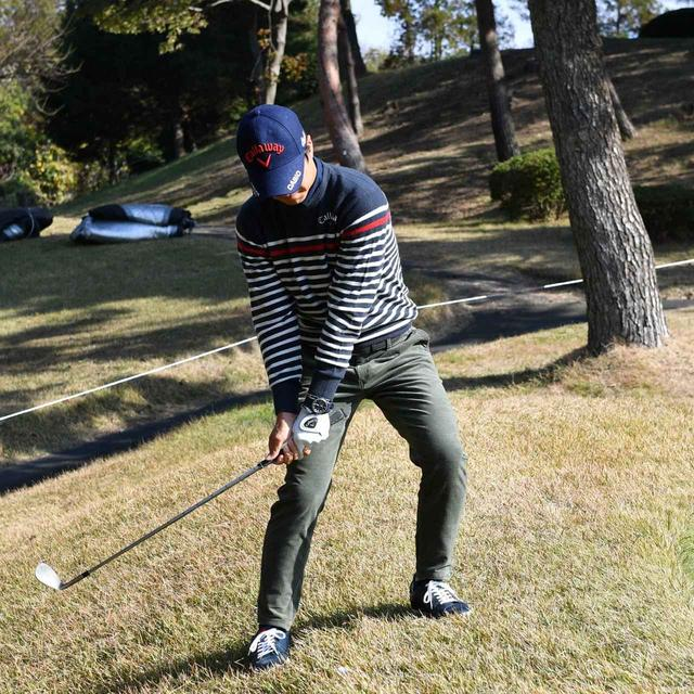 画像37: 【アプローチ】「僕はこの1本のマックダディで寄せていく」 石川遼、15のワザを持つ男