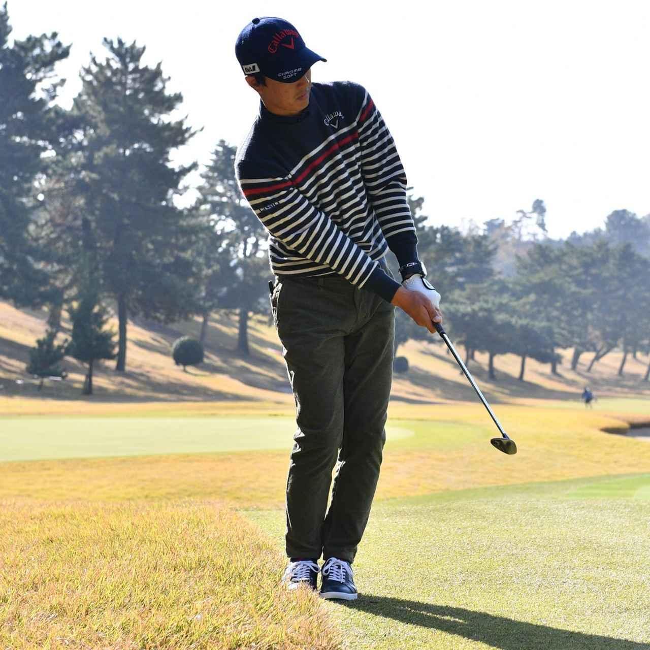 画像48: 【アプローチ】「僕はこの1本のマックダディで寄せていく」 石川遼、15のワザを持つ男