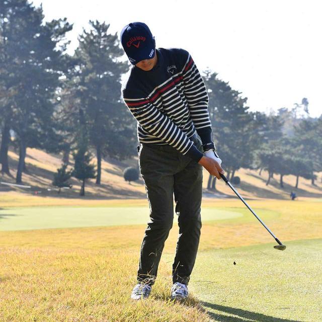 画像55: 【アプローチ】「僕はこの1本のマックダディで寄せていく」 石川遼、15のワザを持つ男