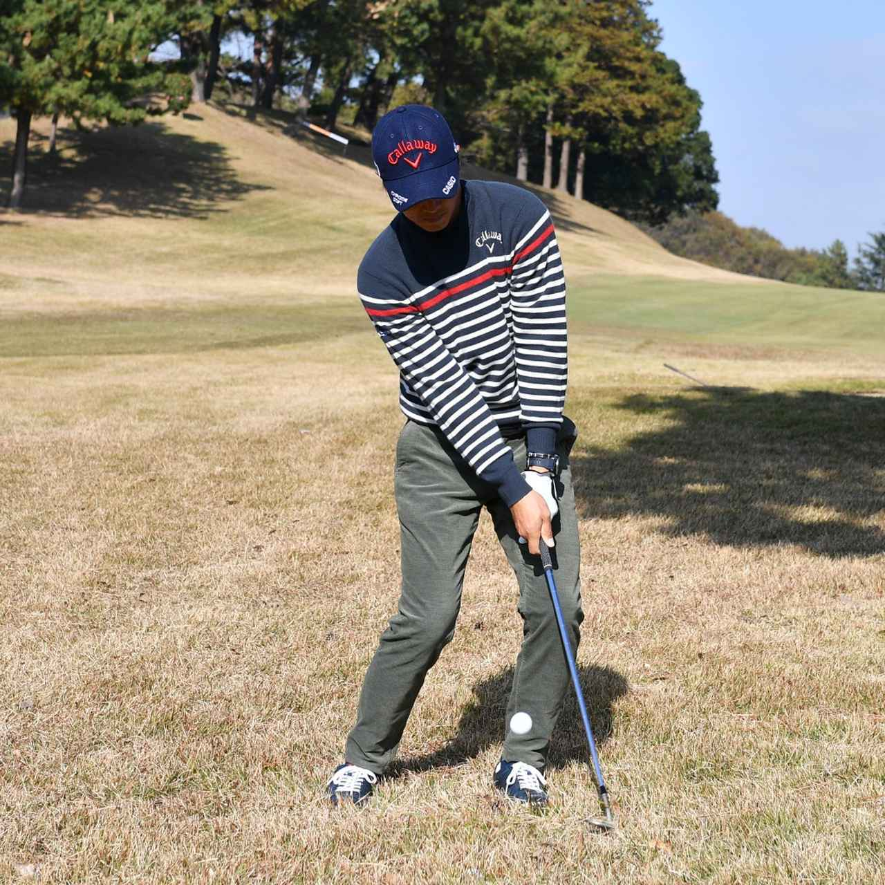 画像30: 【アプローチ】「僕はこの1本のマックダディで寄せていく」 石川遼、15のワザを持つ男