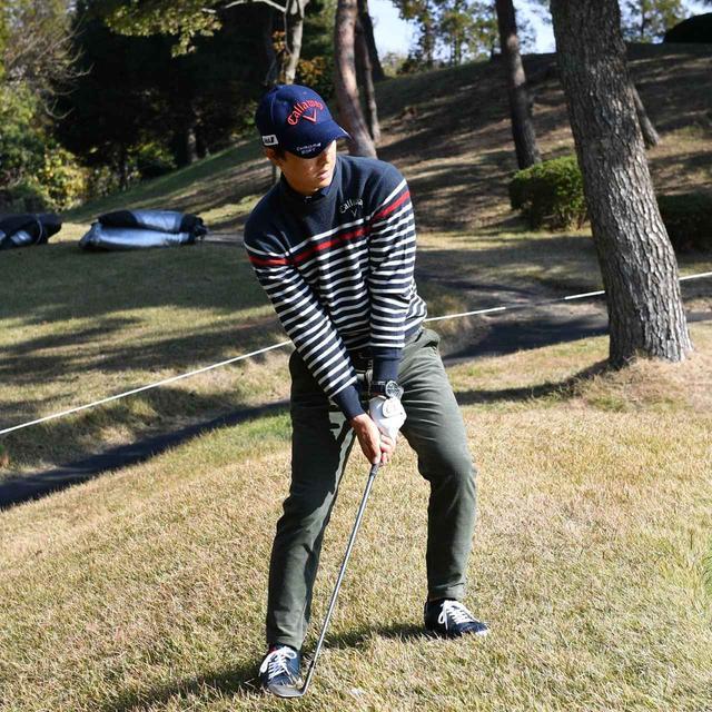 画像33: 【アプローチ】「僕はこの1本のマックダディで寄せていく」 石川遼、15のワザを持つ男