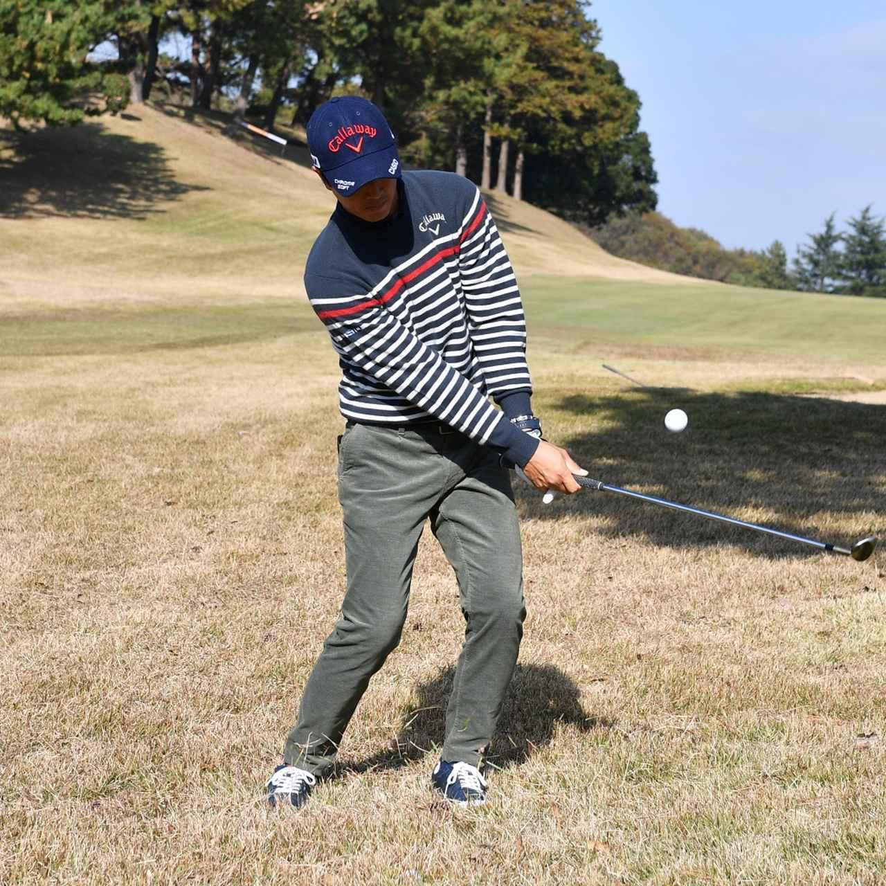 画像31: 【アプローチ】「僕はこの1本のマックダディで寄せていく」 石川遼、15のワザを持つ男