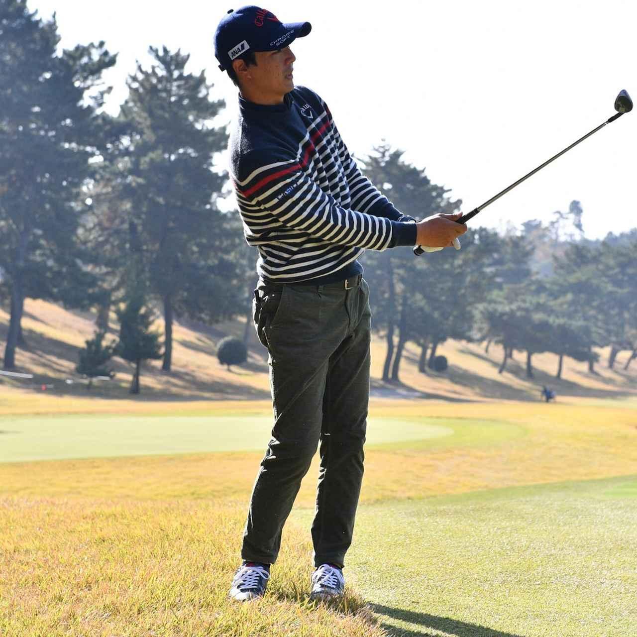 画像56: 【アプローチ】「僕はこの1本のマックダディで寄せていく」 石川遼、15のワザを持つ男