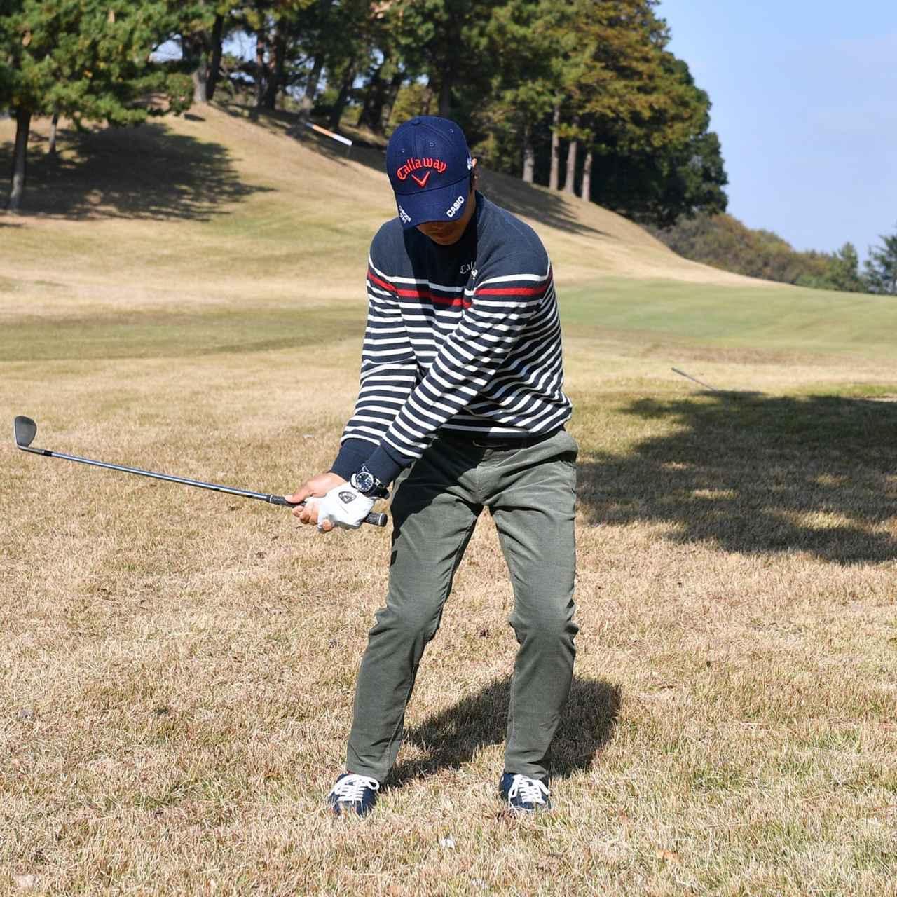画像29: 【アプローチ】「僕はこの1本のマックダディで寄せていく」 石川遼、15のワザを持つ男