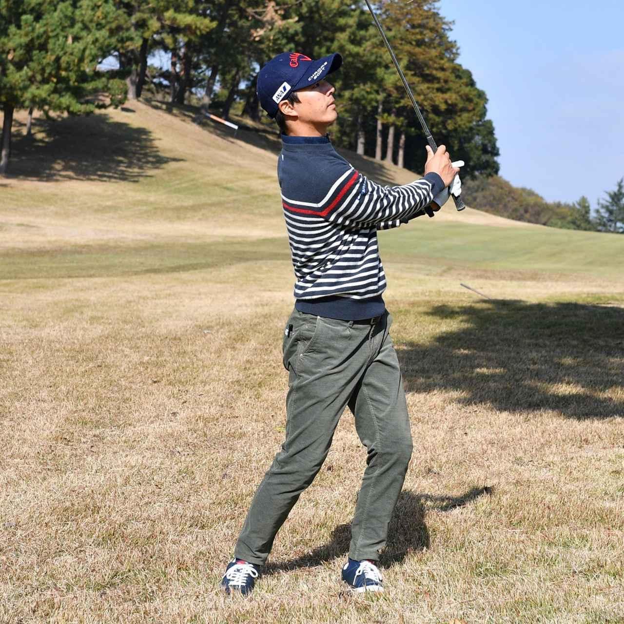 画像32: 【アプローチ】「僕はこの1本のマックダディで寄せていく」 石川遼、15のワザを持つ男