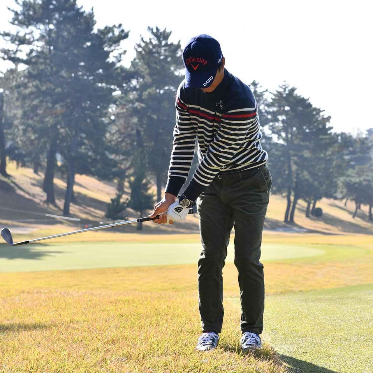 画像51: 【アプローチ】「僕はこの1本のマックダディで寄せていく」 石川遼、15のワザを持つ男