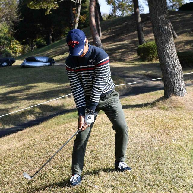 画像34: 【アプローチ】「僕はこの1本のマックダディで寄せていく」 石川遼、15のワザを持つ男