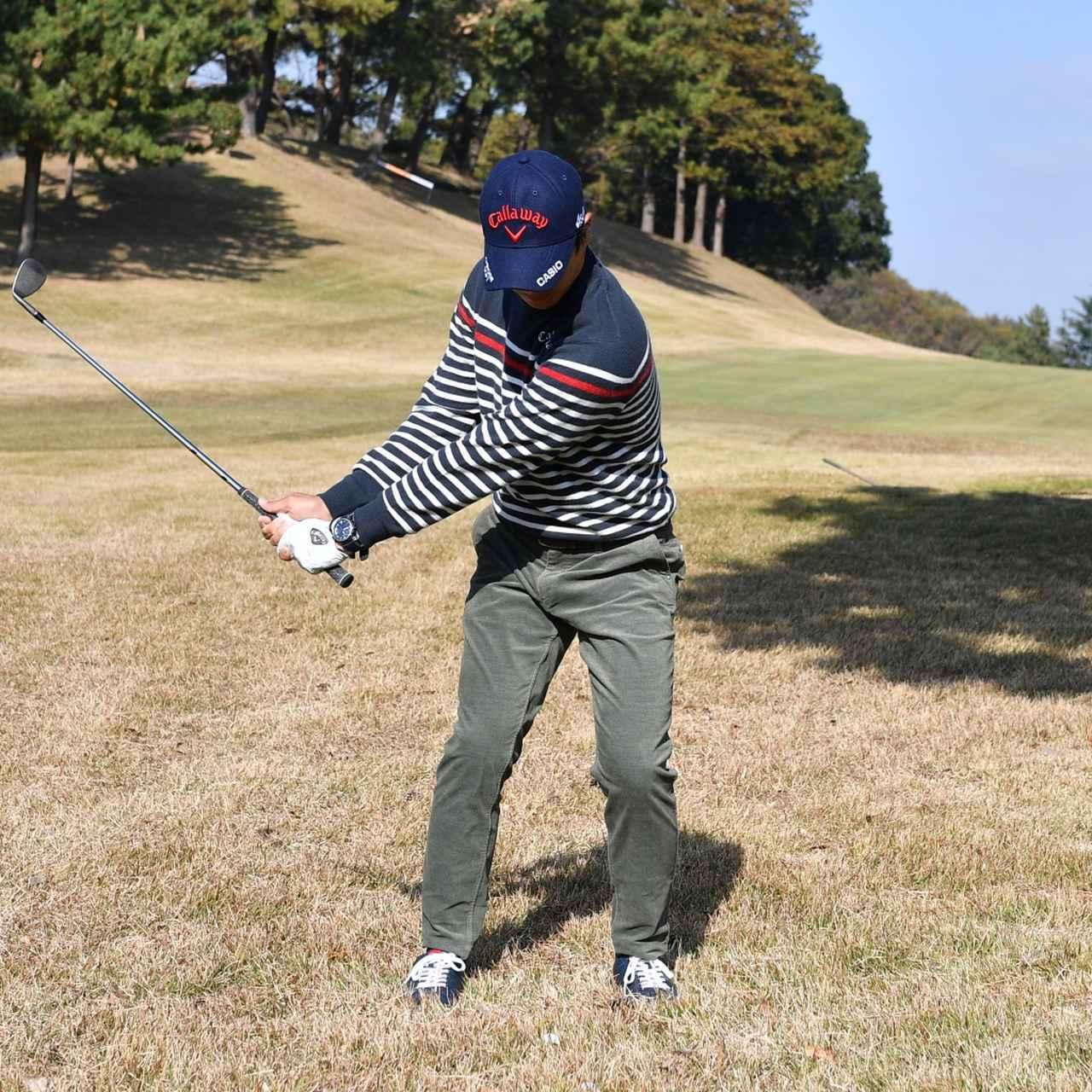 画像27: 【アプローチ】「僕はこの1本のマックダディで寄せていく」 石川遼、15のワザを持つ男