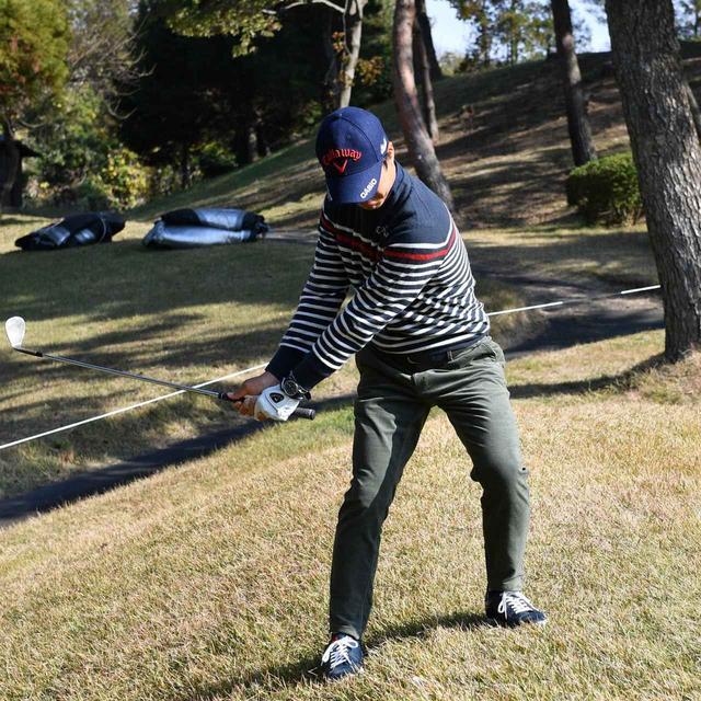 画像36: 【アプローチ】「僕はこの1本のマックダディで寄せていく」 石川遼、15のワザを持つ男