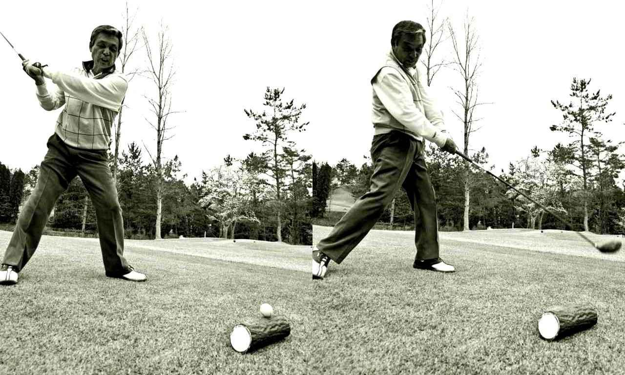 画像: 球はどこにあっても打てる。それが芸