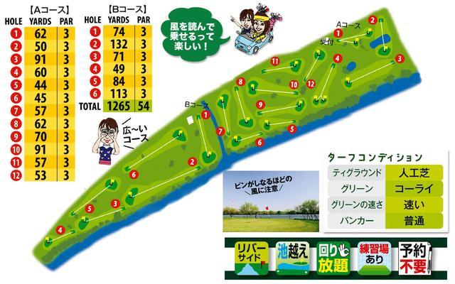 画像1: 「No Wind No Golf」風を読んで乗せる、ゴルフの楽しさ満喫しよう