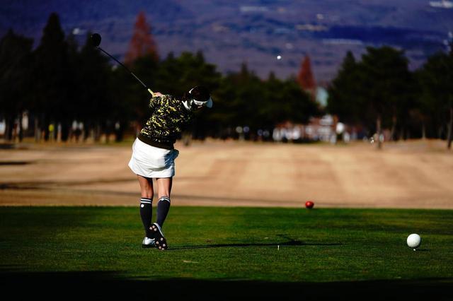画像5: 【栃木・25那須ゴルフガーデン】謎のストライプが9番フェアウェイに出現! ドライバー飛距離計測チャレンジホール。ウェルネスの森 那須。GOLULUチェック⑦