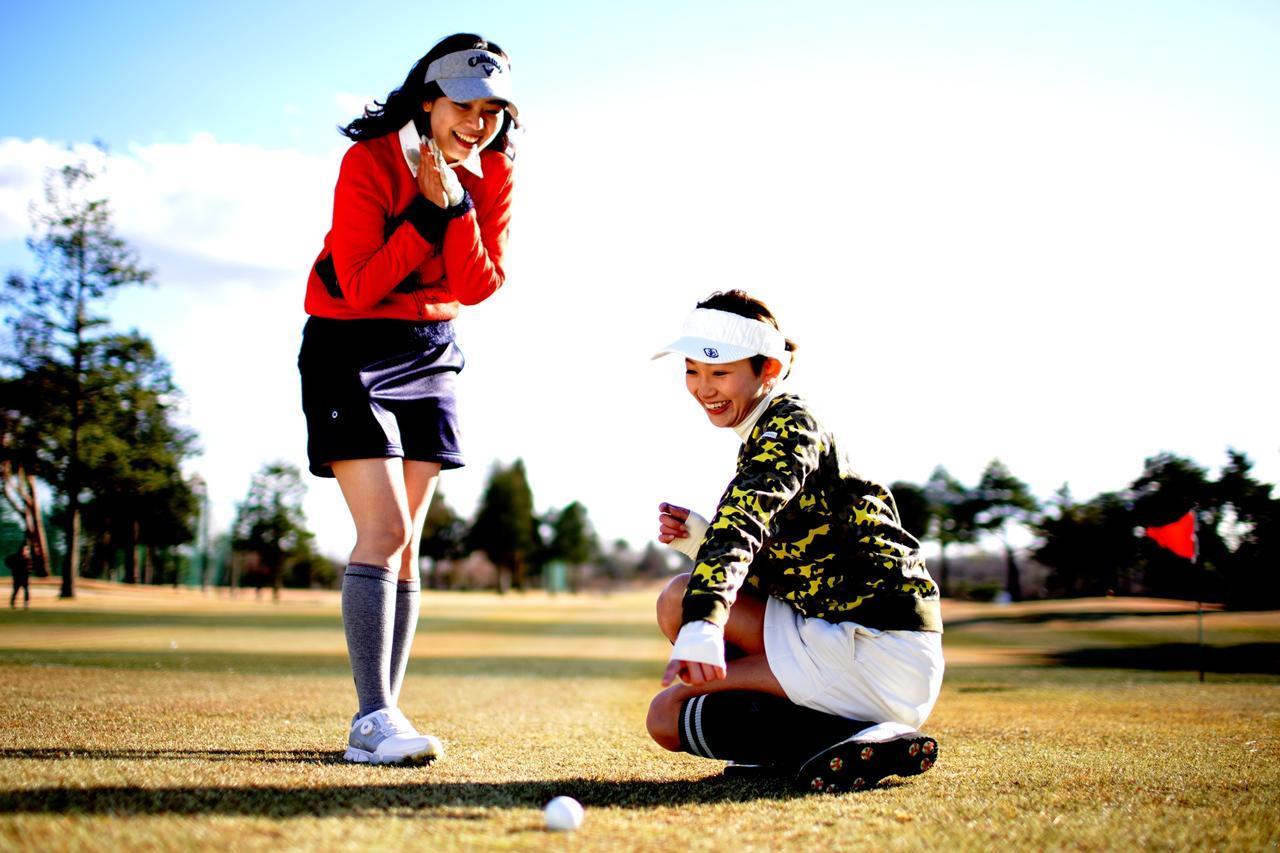 Images : 5番目の画像 - 飛距離チャレンジアルバム - ゴルフへ行こうWEB by ゴルフダイジェスト