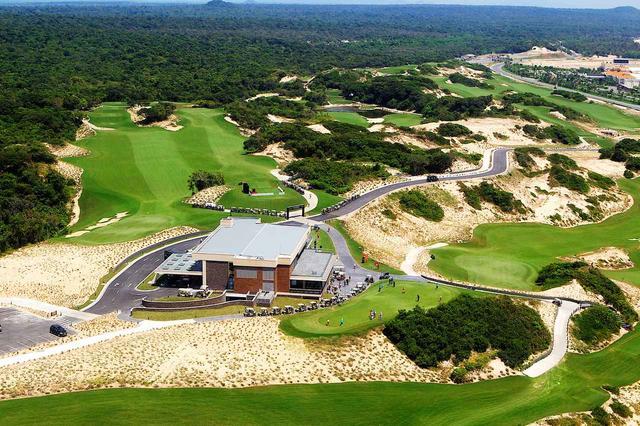 画像: 【ベトナム・ホーチミン】グレッグ・ノーマンが造ったリンクス、「ザ・ブルックス・フォーチャムストリップ」に挑戦。ビーチリゾート・フォーチャムとホーチミンシティの5日間 - ゴルフへ行こうWEB by ゴルフダイジェスト