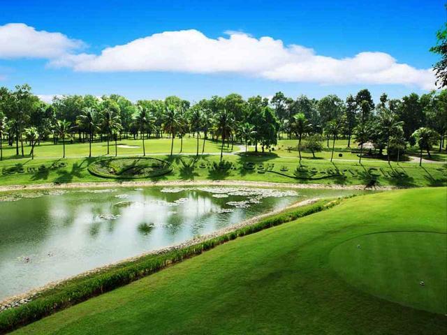 画像: ウエストコースが「台湾ゴルフの父」陳金獅設計、イーストが「スーパーメックス」L・トレビノの設計