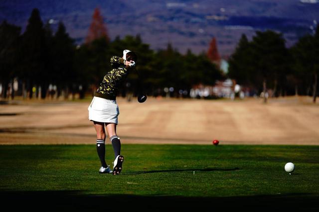 画像6: 【栃木・25那須ゴルフガーデン】謎のストライプが9番フェアウェイに出現! ドライバー飛距離計測チャレンジホール。ウェルネスの森 那須。GOLULUチェック⑦