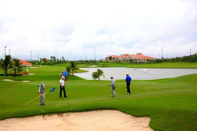 画像1: 知っておこう。ベトナムのゴルフスタイル
