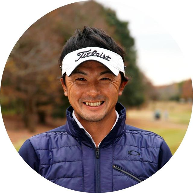 画像: 【実践/木村友栄プロ】 95年日本学生で優勝経験を持つイケメンプロ。GD誌にもたびたび登場