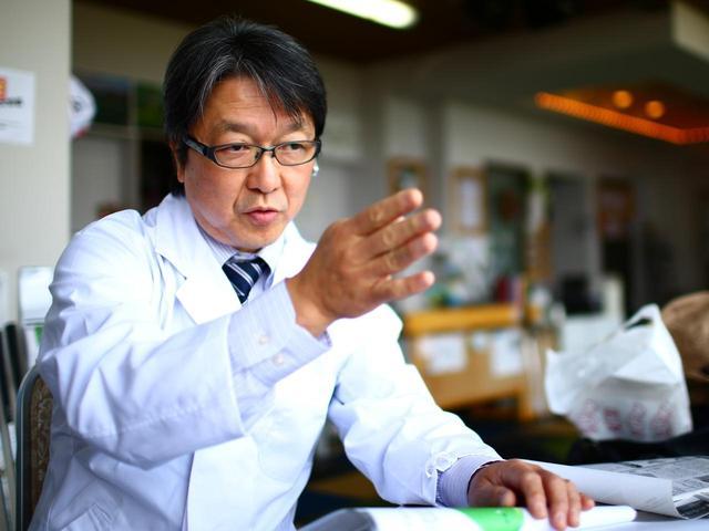 画像: (サーパスゴルフ代表)星谷孝幸先生