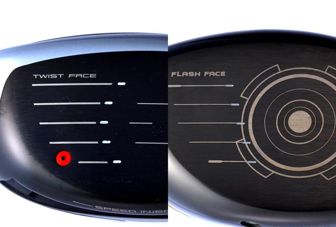 画像: 【エピックフラッシュ】AIが導き出した 超高初速 のぶっ飛びフェース(キャロウェイ)