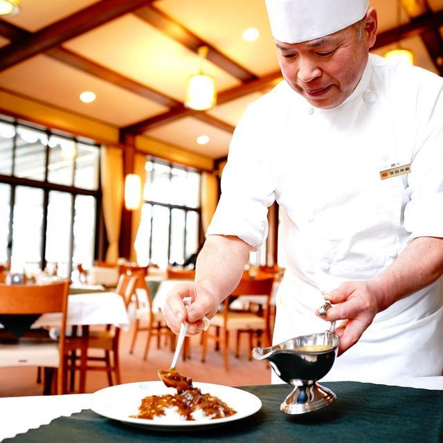 画像: 神戸から車で1時間弱。「鳴尾」のカレーは神戸の名門ホテルの味を色濃く受け継いでいた