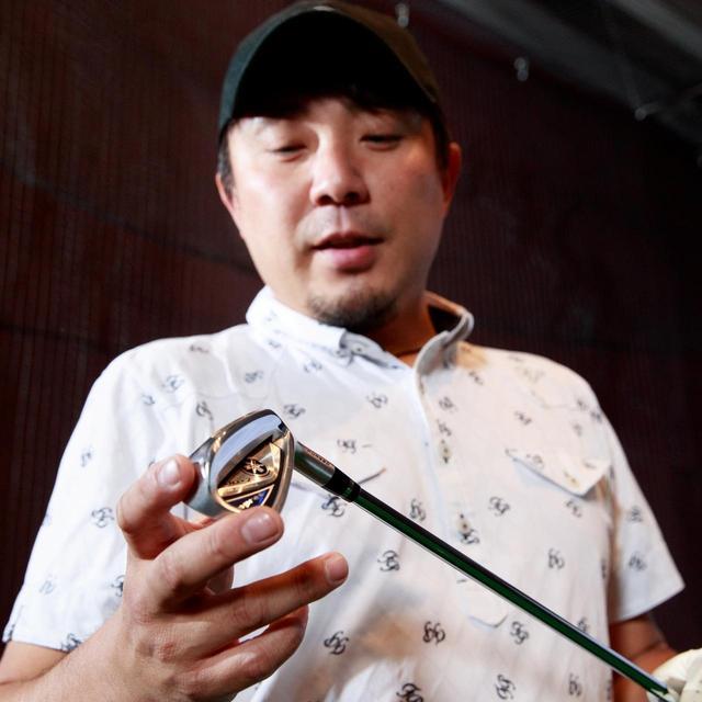 画像: 試打コメンテーター/吉田一尊プロ 飛ばしのスペシャリストであり、自身もクラブ開発を行うプロゴルファー。