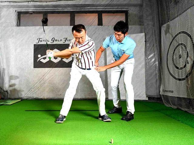 画像: 【ドライバー】下半身の動きが小さくなると引っかける。地面からの反力で回転速度を上げよう! - ゴルフへ行こうWEB by ゴルフダイジェスト