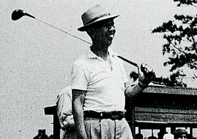 画像: 第56代内閣総理大臣・岸信介は、ゴルフ好きで知られた
