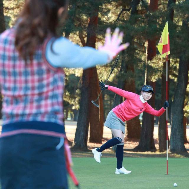 画像: 覚えておこう! ルールの新用語「レディゴルフ」