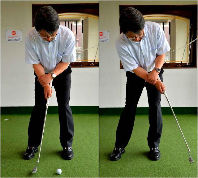 画像: この練習でリズムを速くしたり、遅くしたりして、転がりがどう変化するのかを見ておくのもいい