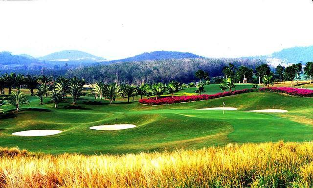 画像: メドウコースは「草原」がコンセプト。4番 161m P3
