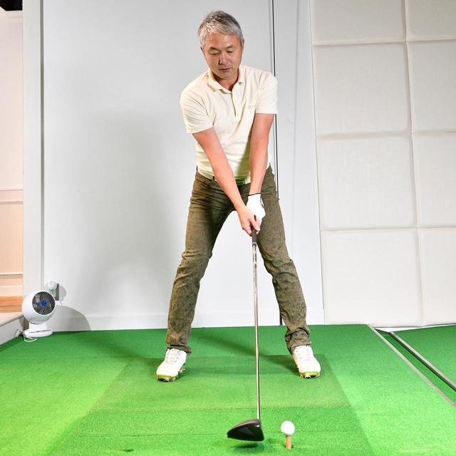 画像1: 【ドライバー】出球が安定しないのは「胸の向き」に問題アリ。腕と体の同調を直レッスン!