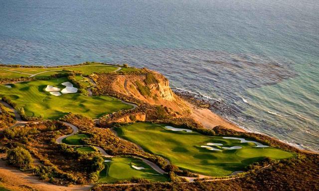 画像: ロサンゼルス「トランプナショナルゴルフクラブ」