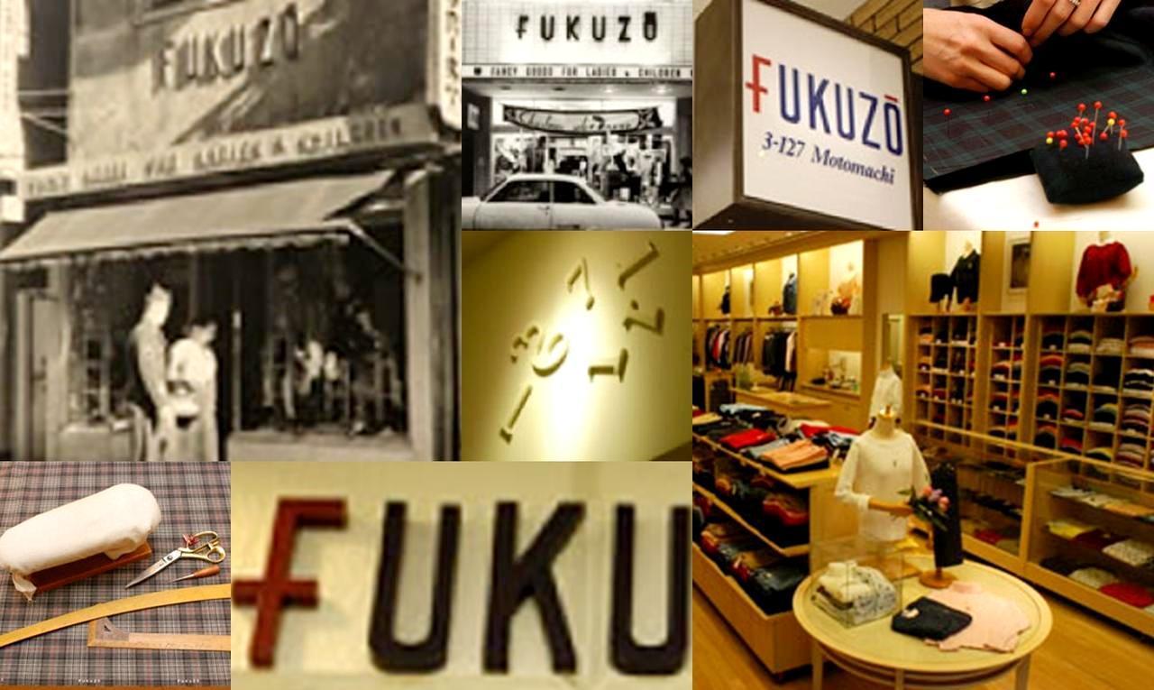 画像: 横浜元町の「元町本店」の2階はアトリエ。裁断、縫製、刺繍、ボタン付けまで手作業で行っている