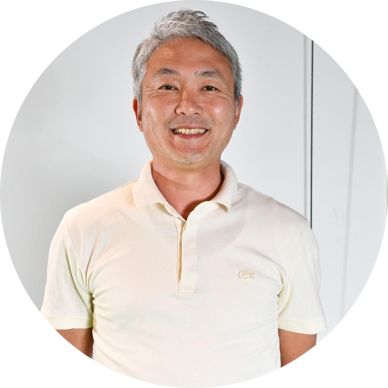 画像: 【教わる人】松村 聡さん 44歳/ゴルフ歴20年、平均スコア95