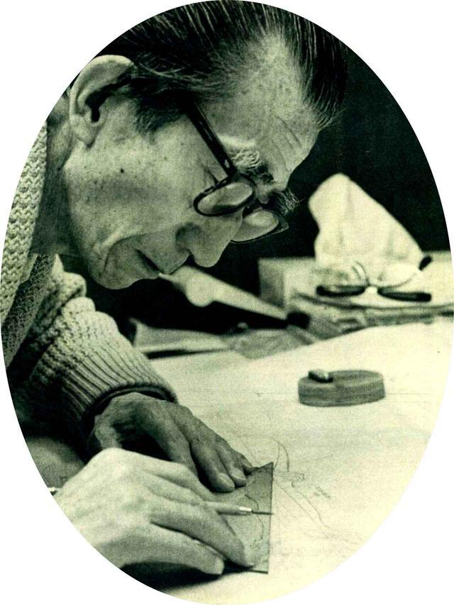 画像: 井上誠一 1908年、東京生まれ。英国人設計家C・H・アリソンが東京ゴルフ倶楽部朝霞コース設計で来日した際、現場で影響を受けコース設計の道へ入る。その後、50年以上にわたって、国内44コース、海外2コースを設計。168センチで細身。自身のスウィングにも美しさを求めHC7の腕前までいく。1981年逝去