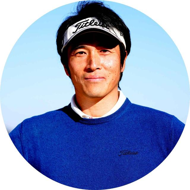 画像: 【先生/若林功二プロ(Z打法2代目師範)】 Z打法を編み出した創始者・若林貞男の跡を継ぎ、アマチュアゴルファーの飛距離アップに努める若き指導者