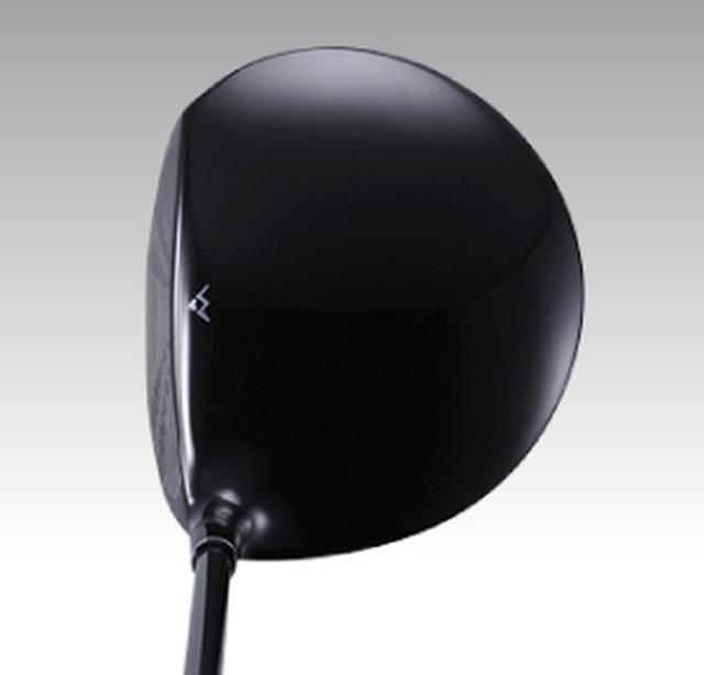 画像: ヘッド体積は445cc。安心感がありつつ、シャープで構えやすいフォルム