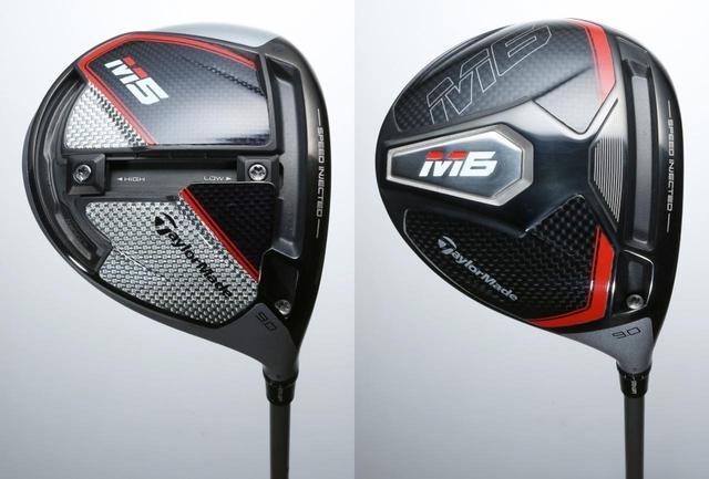 画像: (左)M5、(右)M6