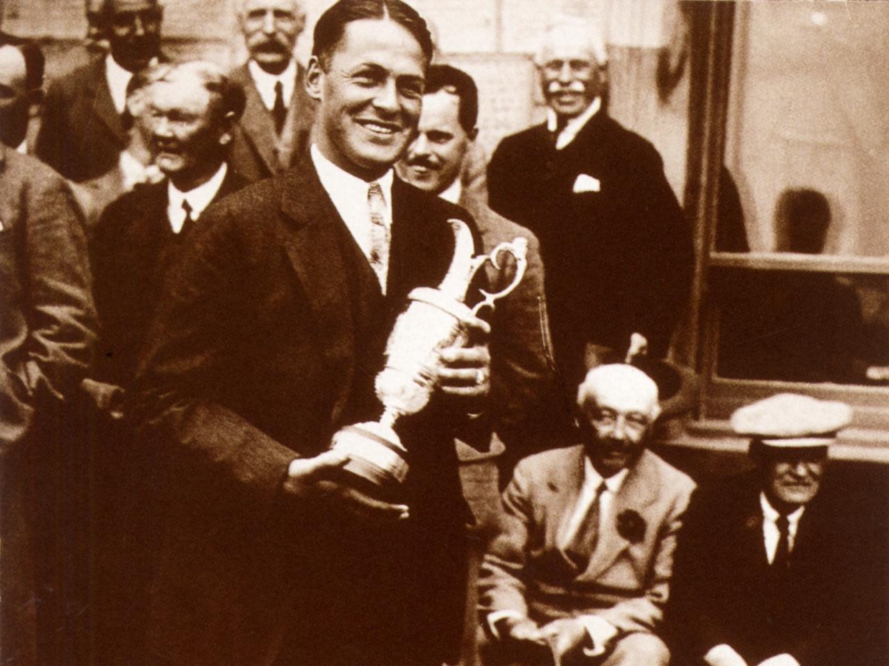 画像: 全英OP・全米OP・全英アマ・全米アマのグランドスラムを達成、生涯アマチュアを貫いた球聖ボビー・ジョーンズ。マスターズトーナメントの創始者でもある