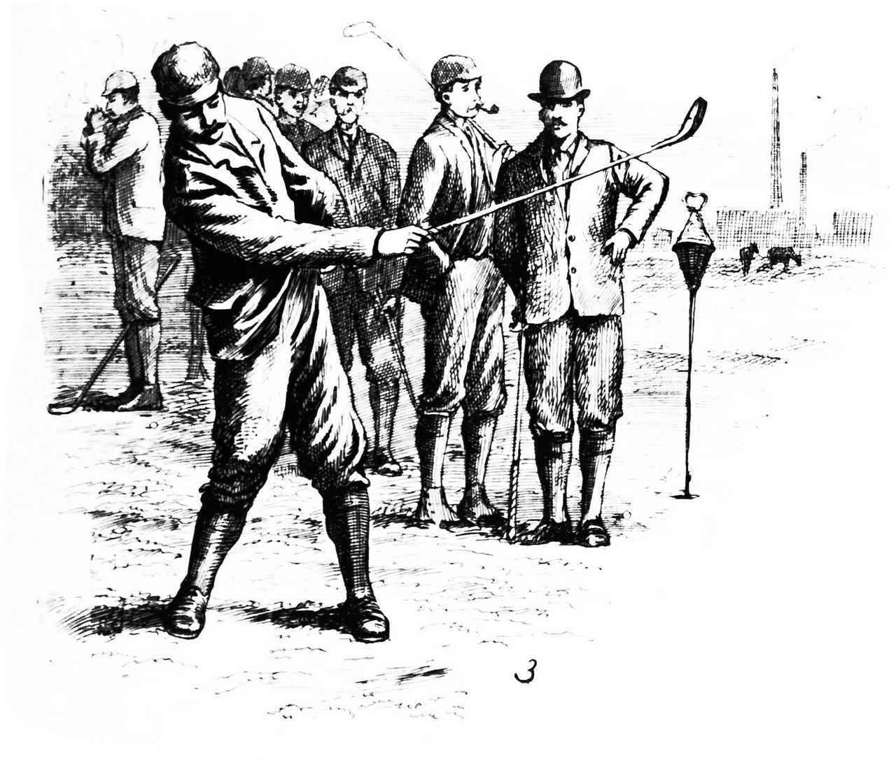 画像1: クラブが14本になったのは、球聖ボビー・ジョーンズのアドバイス