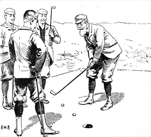 画像2: クラブが14本になったのは、球聖ボビー・ジョーンズのアドバイス