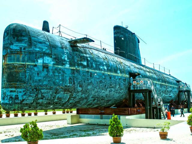 画像: SMDケッサンという名前の廃止されたアゴスタ70級潜水艦