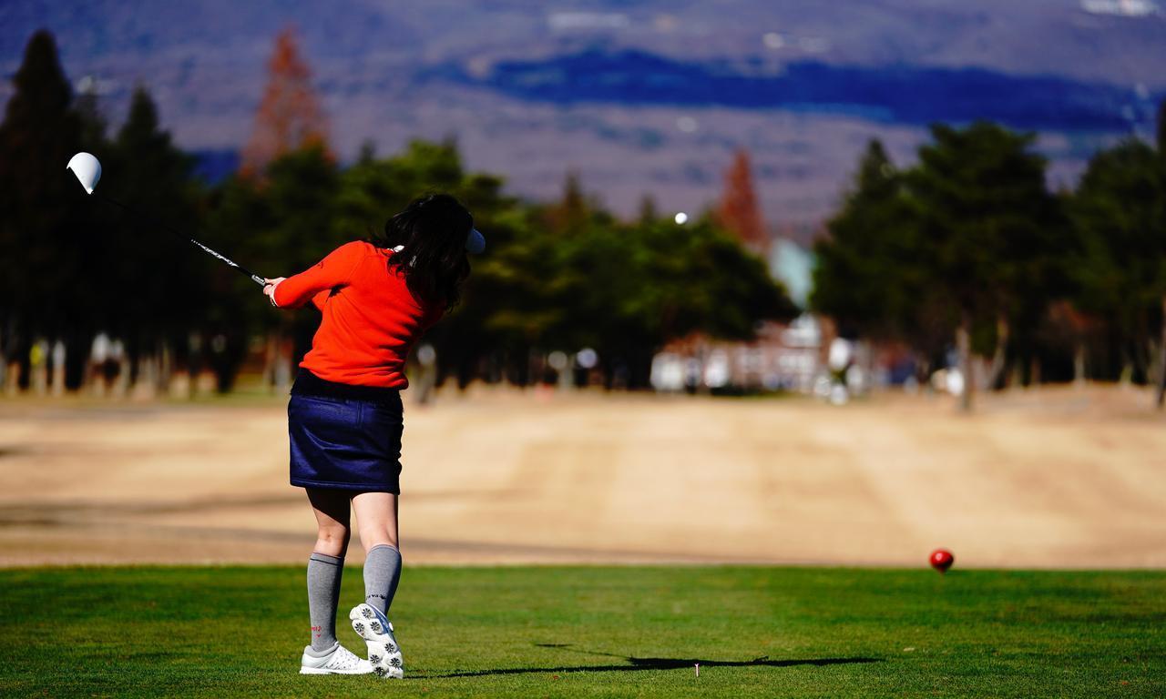 画像6: 【栃木・25那須ゴルフガーデン】那須岳から風は吹く、芝は順目!「4~6番」ウェルネスの森 那須。GOLULUチェック⑨