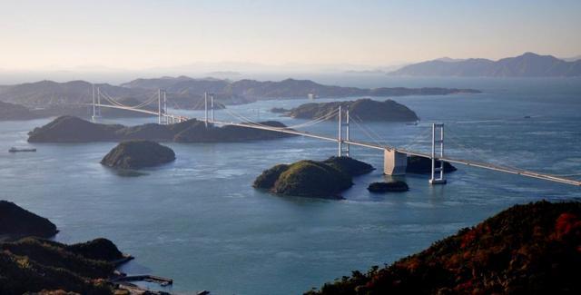 画像: いまや世界的な景勝地「しまなみ海道」